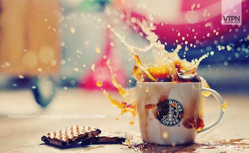 Starbucks Cookie Splast
